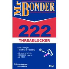 Mr Bonder 222
