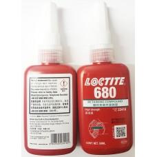 LOCTITE 680 HIGH STRENGTH methacrylate ester acrylic liquid 50 ML