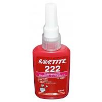 LOCTITE 222 LOW STRENGTH - THREADLOCKER - ALL METAL ADHESIVE - GLUE 50 ML